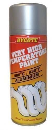 Very High Temperature Paint VHT Hycote Aluminium 400ml